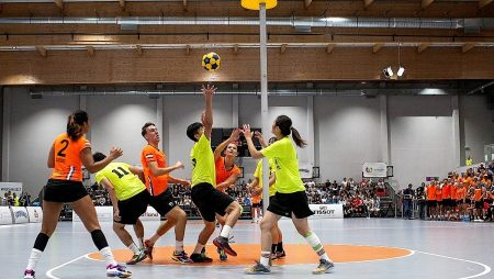 Korfball Rules, A Dutch Game that is Rooted in both Netball and Basketball.