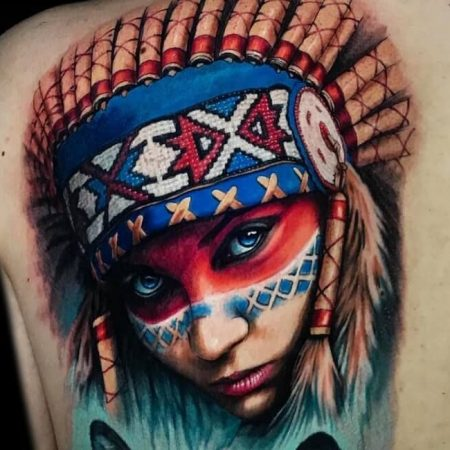 Traditional Indian Tattoo Designs and Their Meanings