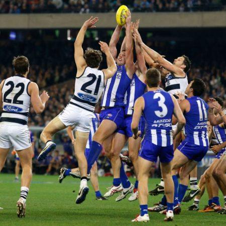 AUSSIE RULES FOOTBALL- (AFL) Australian Football League