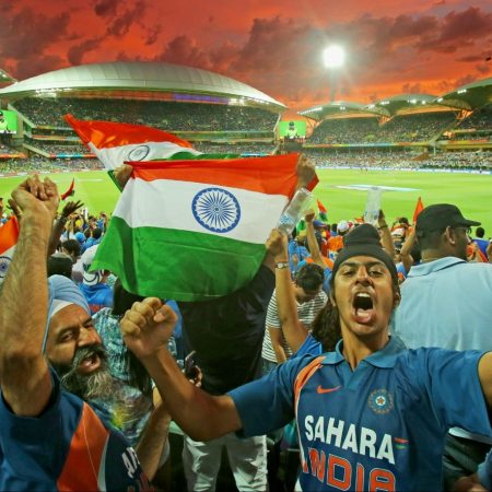 CRICKET IS A SPORT THAT UNITES THE NATION