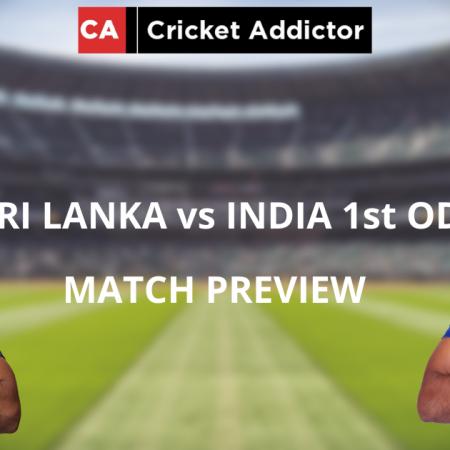 Sri Lanka vs India, 1st ODI: On T20 World Cup 2021