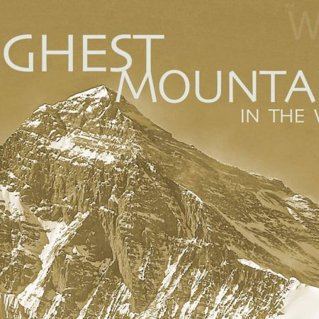 The 10 Highest Mountains In The World