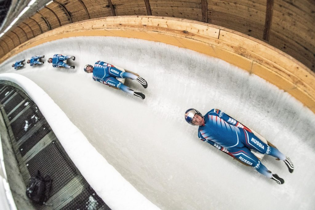 Rules of Luge