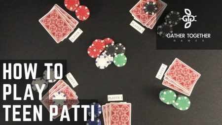 How to Play Teen Patti Online Game: Simple Guide