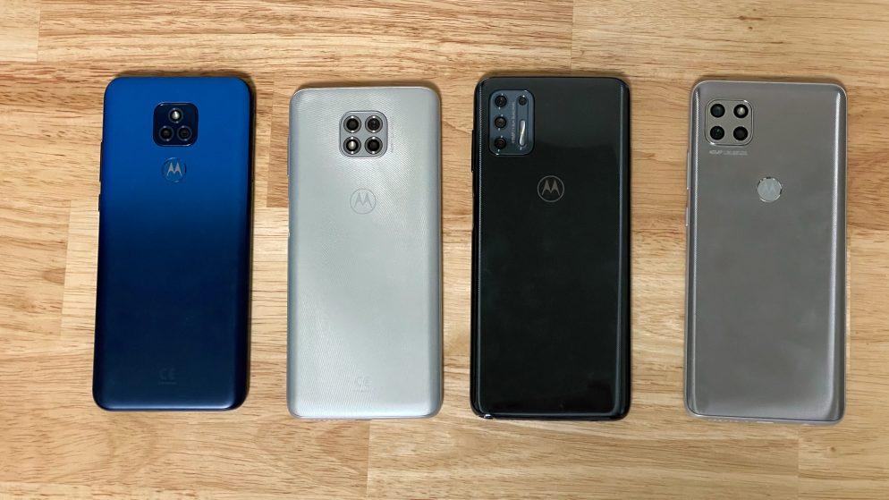Best Motorola Phones 2021 – Top 5