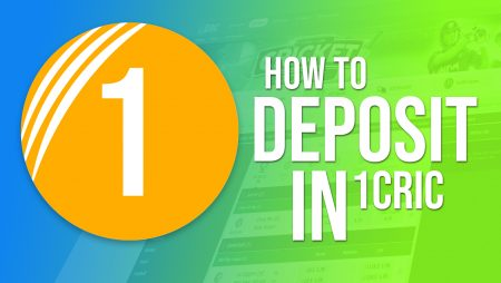 How to Deposit in 1CRIC: Easy Methods