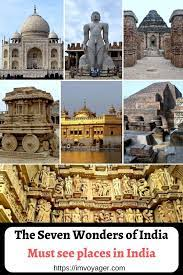 The Seven Wonders Of India As Of 2021
