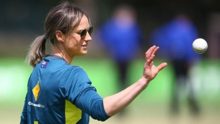 Despite ODI struggles, Ellyse Perry set to keep the new ball for Test match