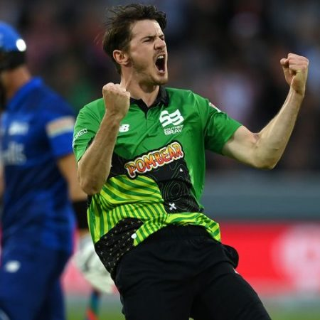 George Garton to join Adelaide Strikers