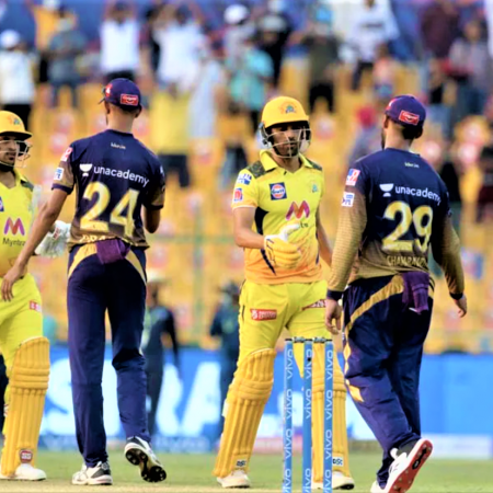 IPL 2021: CSK Edge Out KKR By 2 Wickets In Thriller