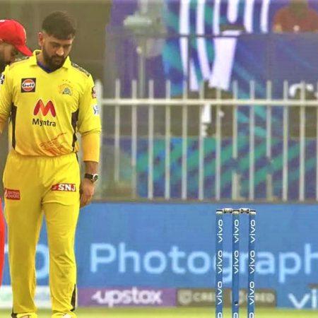 IPL 2021: RCB vs CSK Highlights