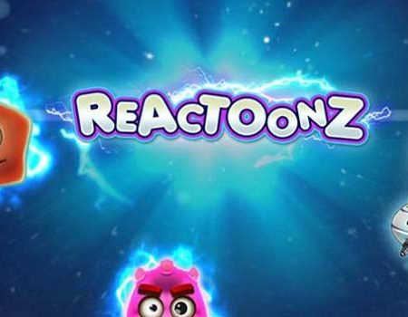 The Reactoonz Casino Game Brands