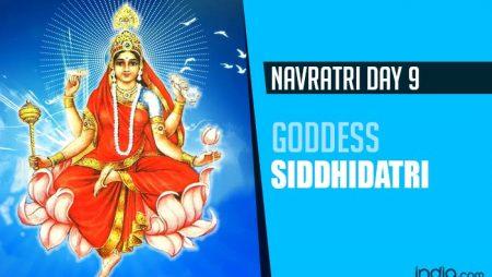 Happy Navratri Day 9: Worship Maa Siddhidatri on Maha Navami   Significance, Puja Vidhi, Mantra