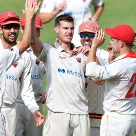 Daniel Worrall and Brendan Doggett rip through Queensland