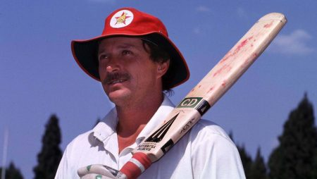 Zimbabwe Cricket has Appointed Dave Houghton Coaching Director