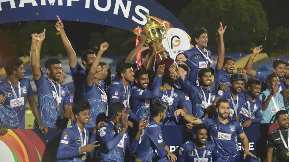 Lanka Premier League 2021 Tournament to start on December 5