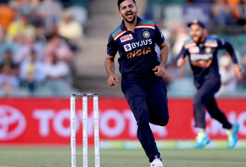 Shardul Thakur has replaced Axar Patel in India's squad for the T20 World Cup 2021