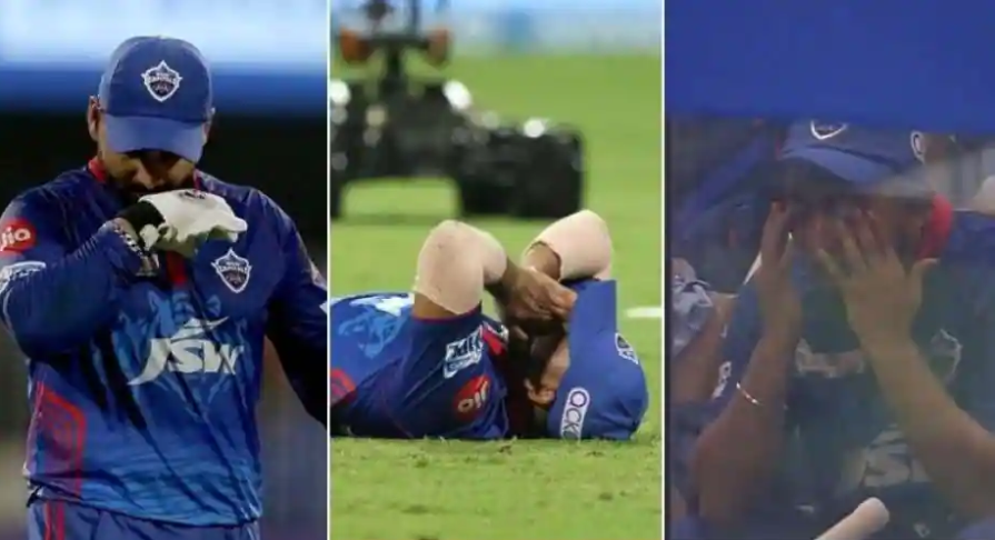 Prithvi Shaw is in tears, Pant turns emotional as DC gets knocked out after losing to KKR by 3 wickets in Qualifier 2