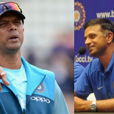 After the T20 World Cup, Rahul Dravid will ended up the new head coach of the India team.