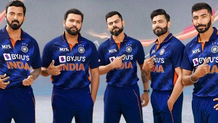Fan-inspired Team India jersey for T20 World Cup unveiled: Billion Cheers