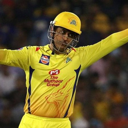 Mahendra Singh Dhoni becomes the first player to captain 300 matches in T20 WC