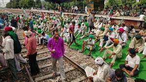 Farmers may block tracks on Monday if Union Minister Ajay Mishra is not removed, according to Rail Roko.