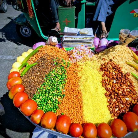 Try These Delicious Indian Street Foods