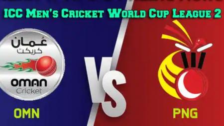 OMAN vs PAPUA NEW GUINEA 1ST Match Prediction: T20 World Cup