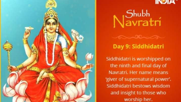 Dussehra 2021 and the end of Navratri (Maha Navami)