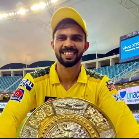 Stephen Fleming says Ruturaj Gaikwad is an absolute superstar already in his eyes